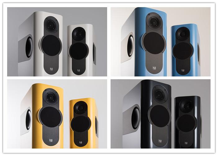 Kii Audio THREE主动式音箱
